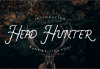 Head Hunter Font