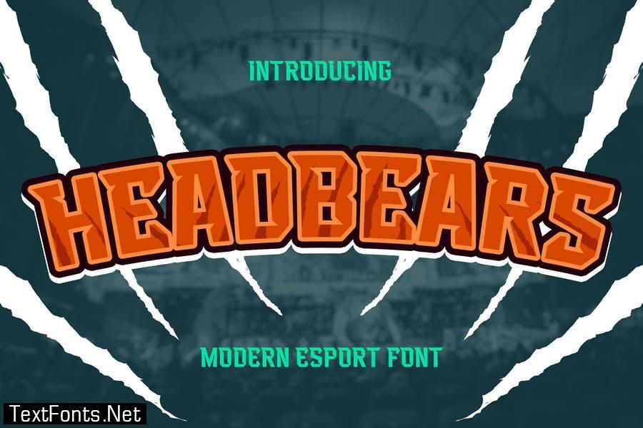 Headbears - Modern E-Sport Display