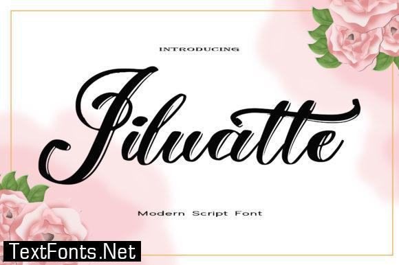 Juliatte Font