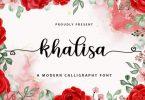 Khalisa Script Font