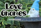 Love Gnomes Font
