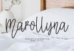 Marollyna Font