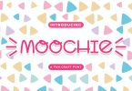 Moochie - Fun Craft Font