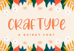 Playful Quirky Font