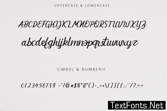 Princiella Font
