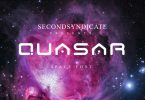 Quasar - Rounded Font