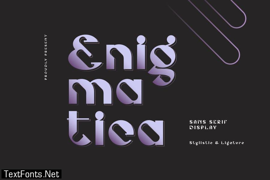 Retro Futuristic Font