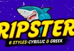 Ripster Font Family