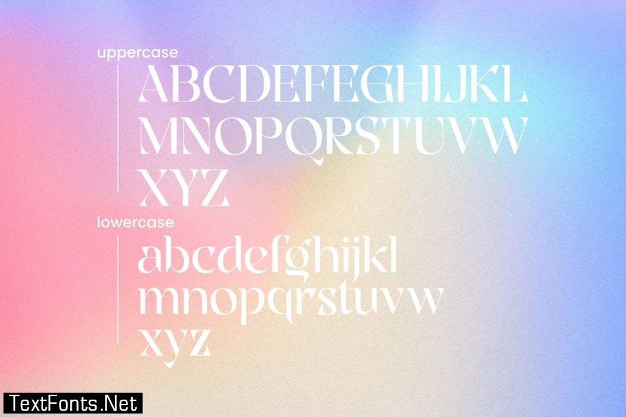 Rogie - Modern Display SerifRogie - Modern Display Serif