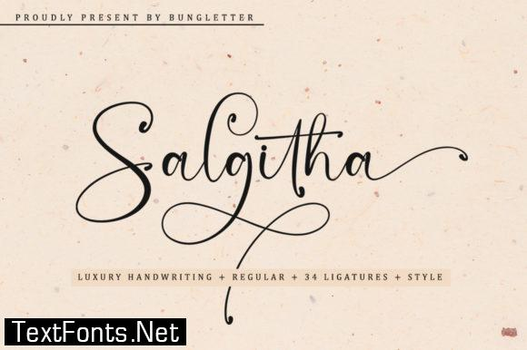 Salgitha Font