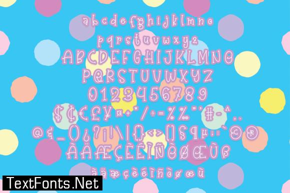 Sugar Baby Font