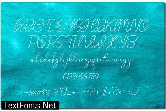 Third Lol Font