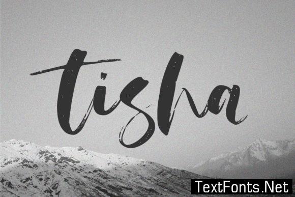 Tisha Font