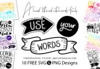 Use Your Words Font