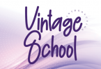 Vintage School Font