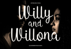 Willy and Willona Font