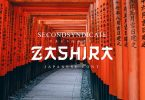 Zashira - Japanese Font
