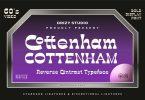 Cottenham Font