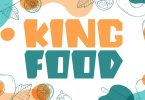 King Food - Display Font