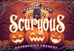Scaryous Font