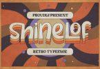 Shinelof Retro Business Font