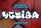 YEZISA Font